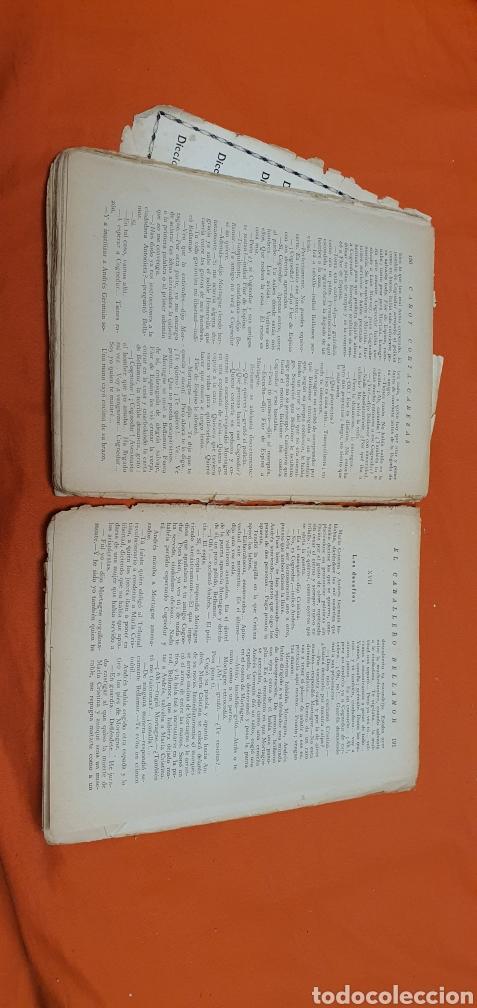 Libros antiguos: El caballero bellamor, Mauricio landay, lib.popular. Carot corta-cabezas. Ed. Bauzá - Barcelona 1926 - Foto 7 - 208051328