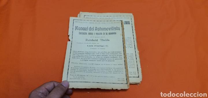 Libros antiguos: El caballero bellamor, Mauricio landay, lib.popular. Carot corta-cabezas. Ed. Bauzá - Barcelona 1926 - Foto 9 - 208051328