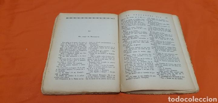 Libros antiguos: El granadero 414, Mauricio landay, el libro popular. Carot corta-cabezas. Ed. Bauzá - Barcelona 1926 - Foto 6 - 208071010