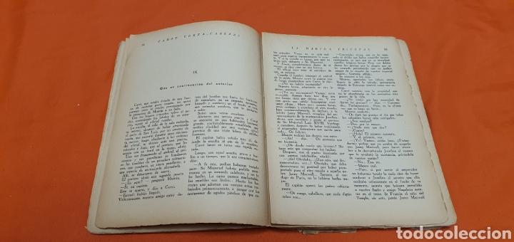 Libros antiguos: La marcha triunfal. Mauricio landay el libro popular Carot corta-cabezas. Ed. Bauzá - Barcelona 1928 - Foto 5 - 208071612