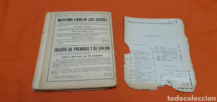 Libros antiguos: La marcha triunfal. Mauricio landay el libro popular Carot corta-cabezas. Ed. Bauzá - Barcelona 1928 - Foto 6 - 208071612