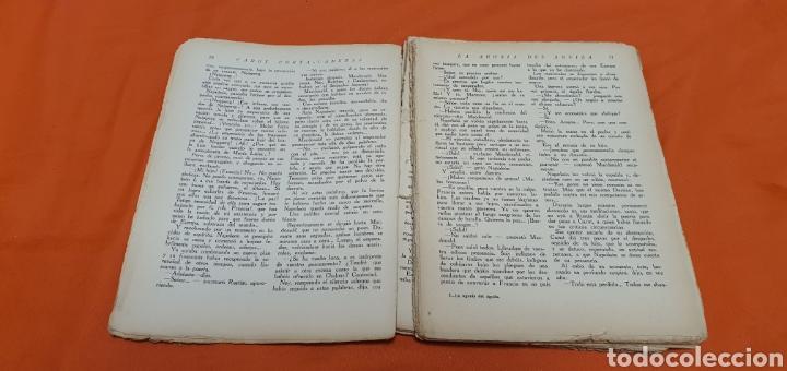 Libros antiguos: La agonía del aguila, Mauricio landay, lib. popular. Carot corta-cabezas. Ed. Bauzá - Barcelona 1928 - Foto 5 - 208072002