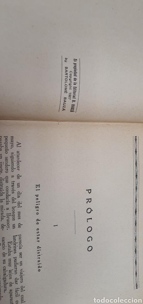 Libros antiguos: Batalla de mujeres, Mauricio landay, libro popular. Carot corta-cabezas. Ed. Bauzá - Barcelona 1927 - Foto 3 - 208072798