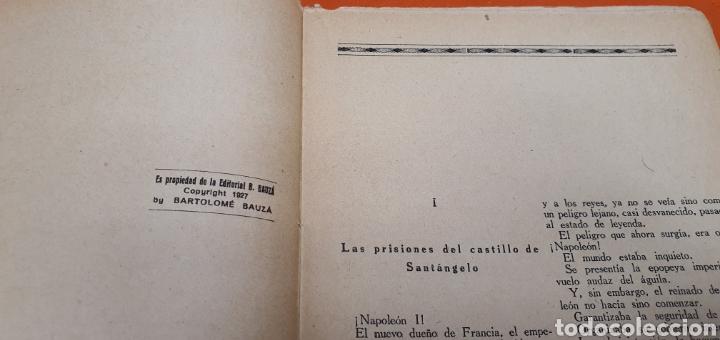 Libros antiguos: El hijo del cardenal, Mauricio landay, libro popular. Carot corta-cabezas. Ed. Bauzá -Barcelona 1927 - Foto 3 - 208073267