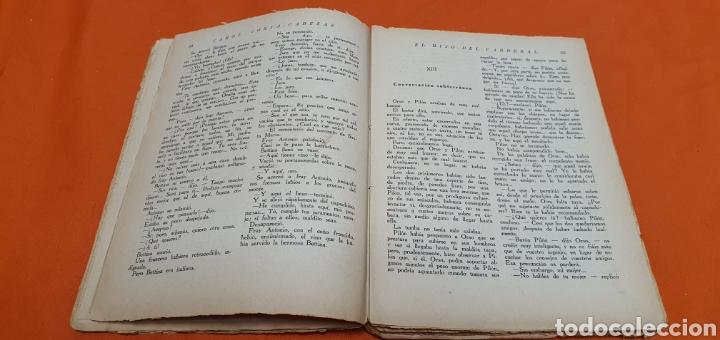 Libros antiguos: El hijo del cardenal, Mauricio landay, libro popular. Carot corta-cabezas. Ed. Bauzá -Barcelona 1927 - Foto 5 - 208073267