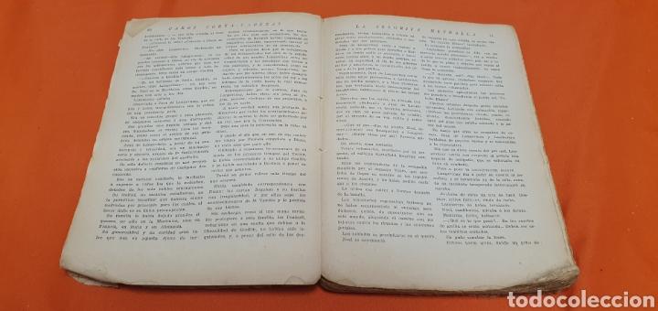 Libros antiguos: La señorita metralla, Mauricio landay, libro popular. Carot corta-cabezas. Ed. Bauzá -Barcelona 1926 - Foto 4 - 208077182