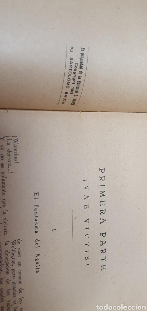 Libros antiguos: El islote maldito, Mauricio landay, libro popular. Carot corta-cabezas. Ed. Bauzá -Barcelona 1928 - Foto 3 - 208078175