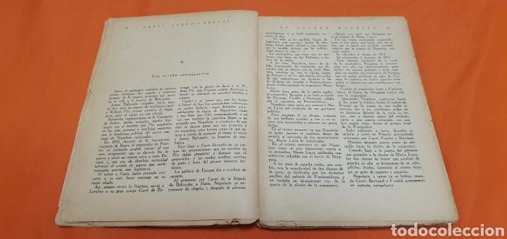 Libros antiguos: El islote maldito, Mauricio landay, libro popular. Carot corta-cabezas. Ed. Bauzá -Barcelona 1928 - Foto 4 - 208078175