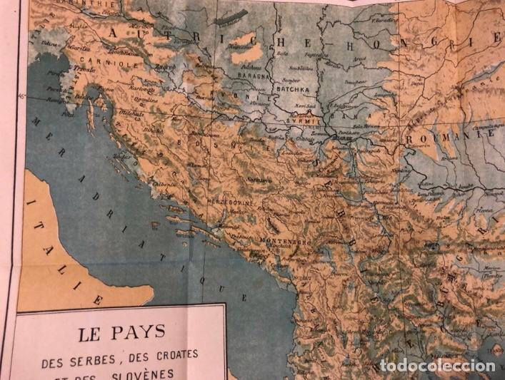 Libros antiguos: LA NOUVELLE SERBIE. GEORGES Y. DEVAS. BERGER-LEVRAULT LIBRAIRES-ÉDITEURS 1918. - Foto 5 - 208177067