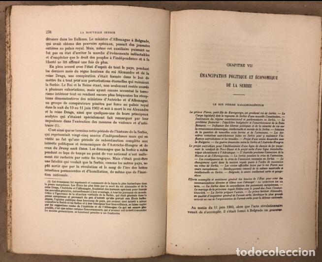 Libros antiguos: LA NOUVELLE SERBIE. GEORGES Y. DEVAS. BERGER-LEVRAULT LIBRAIRES-ÉDITEURS 1918. - Foto 7 - 208177067