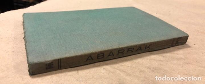 Libros antiguos: ABARRAK. BUSTINTZA'TAR EBAIDTA (KIRIKIÑO'K). GRIJELMO'REN ALARGUN-SEMIEN IRARKOLEAN 1918. EUSKARAZ. - Foto 9 - 208193327