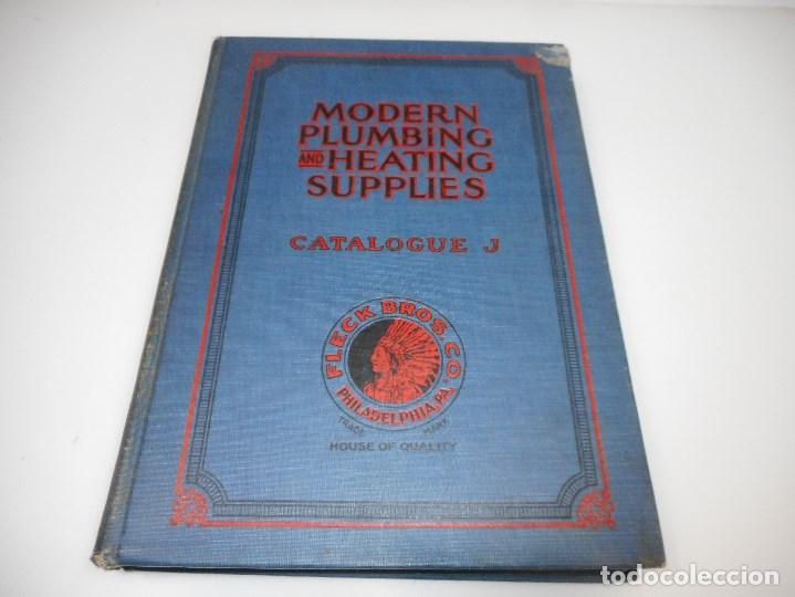 FLECK BROS CO. (CATALOGUE)( EN INGLÉS) Q1124WAM (Libros Antiguos, Raros y Curiosos - Ciencias, Manuales y Oficios - Otros)