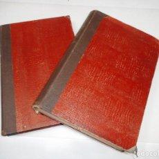 Libros antiguos: LA ECONOMÍA DEL MAR Y SUS RELACIONES CON LA ALIMENTACIÓN DE LA HUMANIDAD ( 2 TOMOS) Q1126WAM. Lote 208238153