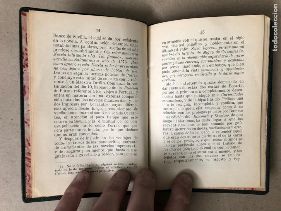 Libros antiguos: DON ISIDORO BOSARTE Y EL CENTENARIO DE LA TÍA FINGIDA, POR JULIÁN APRAIZ. IMPR. DE DOMINGO SER, 1904 - Foto 6 - 208255053