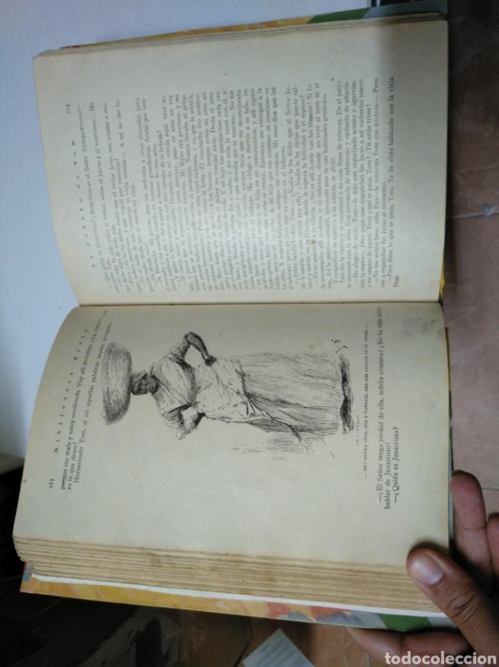 Libros antiguos: La cabaña de (del tío) Tom. O la vida entre los humildes. H. beecher stowe. Saturnino Calleja. 1917 - Foto 4 - 208275580