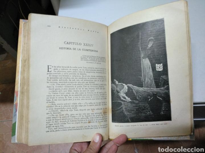 Libros antiguos: La cabaña de (del tío) Tom. O la vida entre los humildes. H. beecher stowe. Saturnino Calleja. 1917 - Foto 5 - 208275580