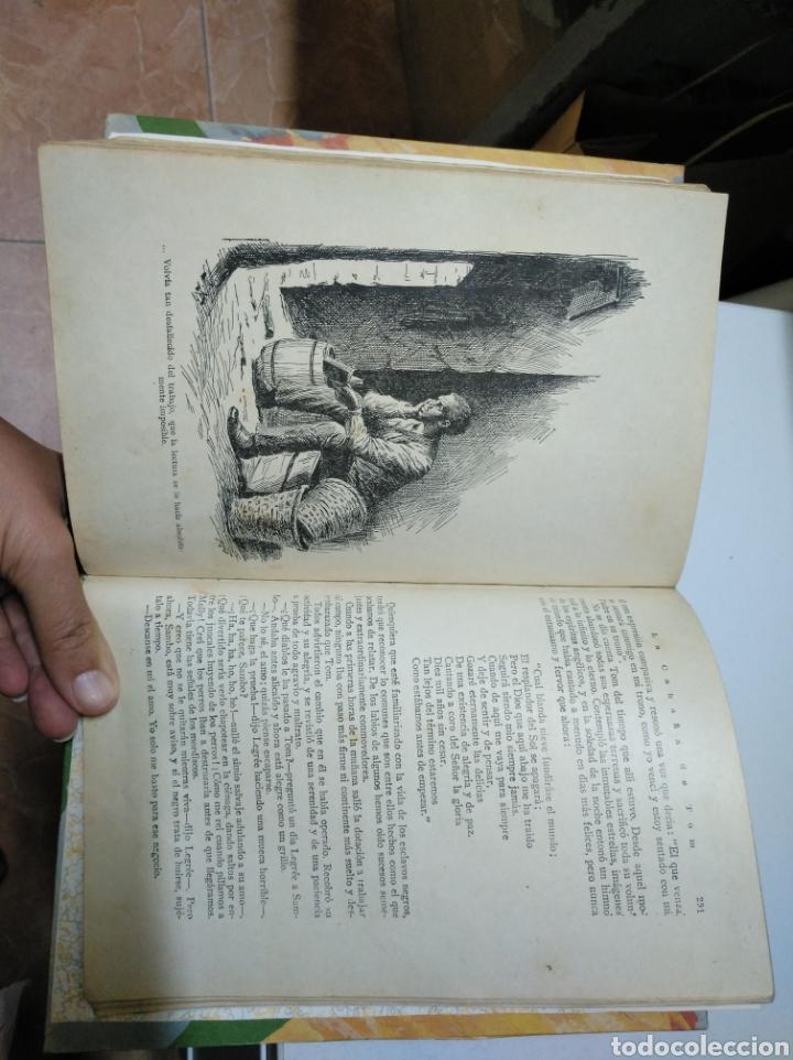Libros antiguos: La cabaña de (del tío) Tom. O la vida entre los humildes. H. beecher stowe. Saturnino Calleja. 1917 - Foto 6 - 208275580