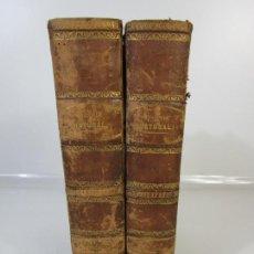 Libri antichi: MUSEO DE HISTORIA NATURAL - BUFFON - TOMO I,II,III - ZOOLOGÍA - AÑO 1852. Lote 208283921