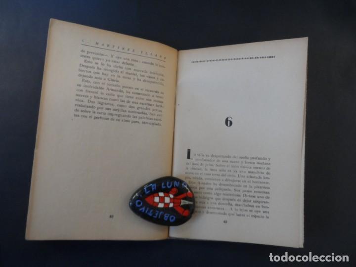 Libros antiguos: EL GRITO DE UN HIDALGO . C. MARTINEZ YLLANA .SU POLITICA.SU PARTIDO.ESPAÑA. MADRID 1936. 1ª EDICION - Foto 3 - 208301840