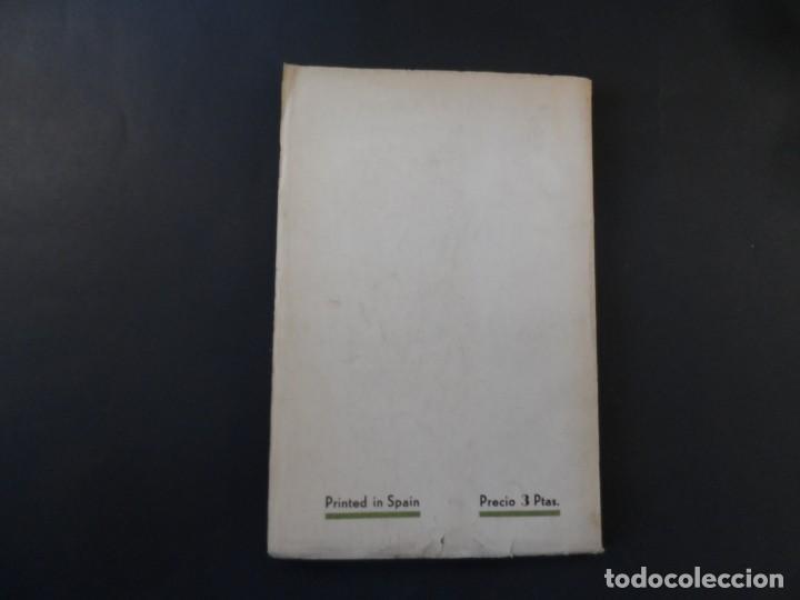 Libros antiguos: EL GRITO DE UN HIDALGO . C. MARTINEZ YLLANA .SU POLITICA.SU PARTIDO.ESPAÑA. MADRID 1936. 1ª EDICION - Foto 5 - 208301840