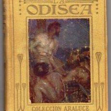 Libri antichi: LA ODISEA RELATADA A LOS NIÑOS. COLECCIÓN ARALUCE, 1942. CON ILUSTRACIONES DE JOSÉ SEGRELLES. Lote 208417736