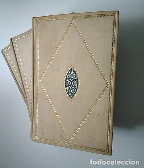 Libros antiguos: Obras Escogidas de Juan Valera: Juanita la Larga, Pasarse de Listo, Genio y Figura. 1925 - Foto 2 - 208422935