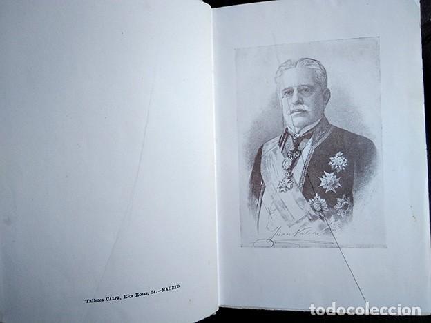 Libros antiguos: Obras Escogidas de Juan Valera: Juanita la Larga, Pasarse de Listo, Genio y Figura. 1925 - Foto 3 - 208422935
