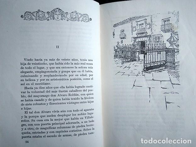 Libros antiguos: Obras Escogidas de Juan Valera: Juanita la Larga, Pasarse de Listo, Genio y Figura. 1925 - Foto 11 - 208422935