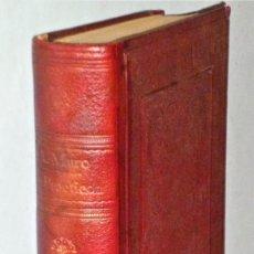 Livres anciens: EL PRACTICON. TRATADO COMPLETO DE COCINA AL ALCANCE DE TODOS Y APROVECHAMIENTO DE SOBRAS. Lote 208436227