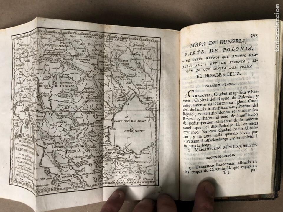 Libros antiguos: EL HOMBRE FELIZ, INDEPENDIENTE DEL MUNDO Y LA FORTUNA Ó ARTE DE VIVIR CONTENTO. TEODORO DE ALMEIDA. - Foto 11 - 208567755