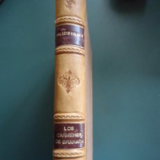 Libros antiguos: ARMANDO PALACIO VALDES. LOS CÁRMENES DE GRANADA 1929. Lote 208590127