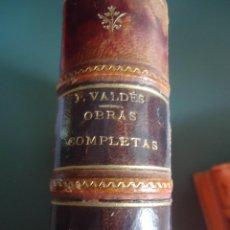 Libros antiguos: ARMANDO PALACIO VALDES. SEMBLANZAS LITERARIAS. AÑO 1908. Lote 208591347