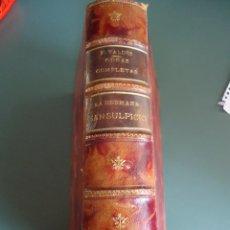 Libros antiguos: ARMANDO PALACIO VALDES. LA HIJA DE HERMANA DE SAN SULPICIO. AÑO 1914. Lote 208591726