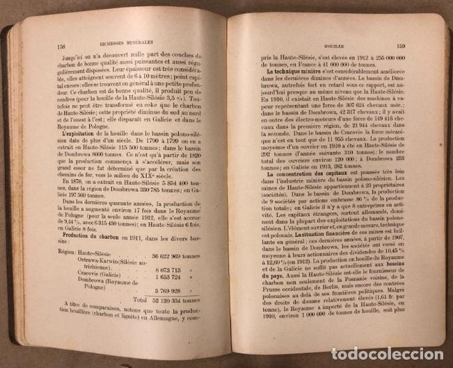 Libros antiguos: PETITE ENCYCLOPÉDIE POLONAISE. M. ERASME PILTZ. LIBRAIRIE PAYOT & Cie 1916. - Foto 6 - 208597050