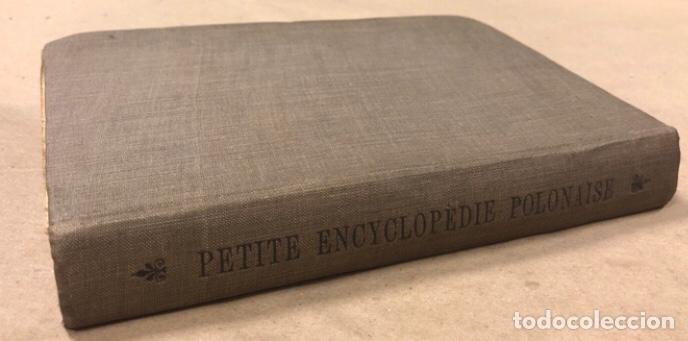 Libros antiguos: PETITE ENCYCLOPÉDIE POLONAISE. M. ERASME PILTZ. LIBRAIRIE PAYOT & Cie 1916. - Foto 10 - 208597050