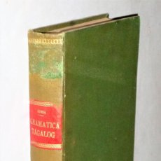 Libri antichi: NUEVA GRAMÁTICA TAGALOG TEÓRICO-PRÁCTICA. Lote 208650046