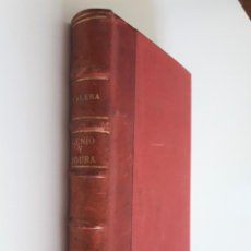 Libros antiguos: GENIO Y FIGURA - J. VALDÉS 1897. Lote 208722772