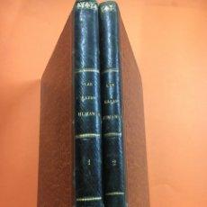 Libros antiguos: LAS RAZAS HUMANAS POR LUIS FIGUER. Lote 208756952