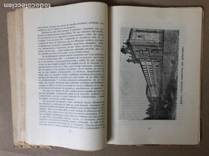Libros antiguos: VIII CENTENARIO DE LA RECONQUISTA DE SIGUENZA POR EL PRESBÍTERO JULIÁN MORENO 1924. - Foto 7 - 208777711