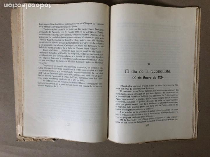 Libros antiguos: VIII CENTENARIO DE LA RECONQUISTA DE SIGUENZA POR EL PRESBÍTERO JULIÁN MORENO 1924. - Foto 11 - 208777711