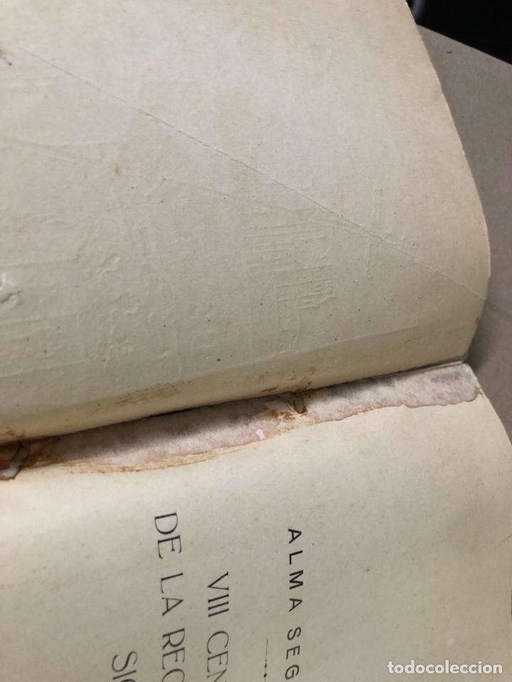 Libros antiguos: VIII CENTENARIO DE LA RECONQUISTA DE SIGUENZA POR EL PRESBÍTERO JULIÁN MORENO 1924. - Foto 15 - 208777711