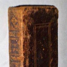 Libros antiguos: JOHANN. OWENI OXONENSIS ANGLI EPIGRAMMATUM. EDITIO POSTREMA. Lote 208800342