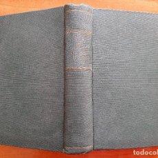 Livros antigos: 1909 LETTRES A SA NIECE CAROLINE - GUSTAVE FLAUBERT / EN FRANCÉS. Lote 208916902