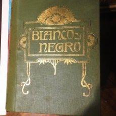 Libros antiguos: TOMO GRUESO DE REVISTA BLANCO Y NEGRO- Nº 65- 1927. Lote 208971666