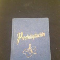 Libros antiguos: PEQUEÑO LIBRO PRESTIDIGITACION. Lote 208987293