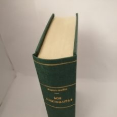 Libros antiguos: LOS ARGONAUTAS (RETAPADO, PERFECTO ESTADO) DE VICENTE BLASCO IBÁÑEZ. Lote 209000686