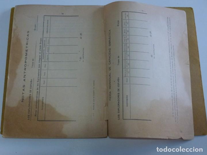Libros antiguos: Exploradores de España Boy Scouts - Manual de Gimnasia - 1917 - Foto 10 - 209052776