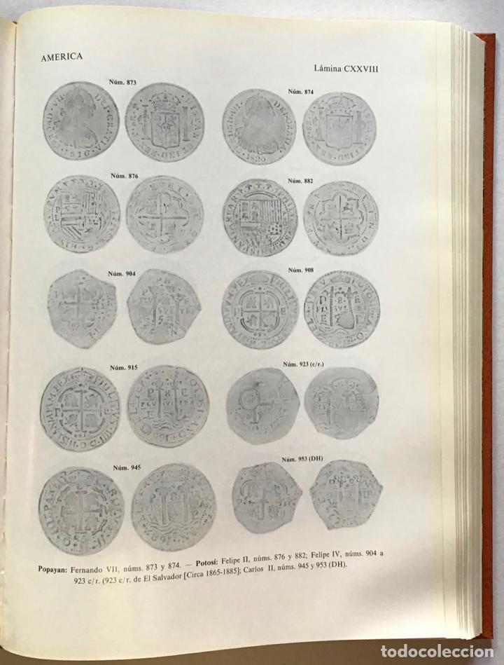 Libros antiguos: EL DURO. Estudio de los reales de a ocho españoles y de las monedas de igual... - Foto 4 - 209095218