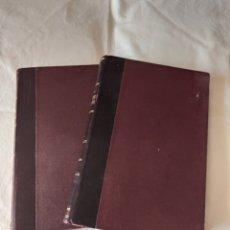 Libros antiguos: DOS LIBROS, VICENTIO REMER. COSMOLOGIA, PSYCHOLOGIA, 1933, EN LATÍN, ÚNICOS, VER. Lote 209099912