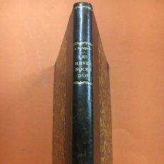 Libros antiguos: LE MEVES NOCES D'OR ILUSTRE COLEGI D'ADVOCATS DE BARCELONA 1877/1927. Lote 209100860